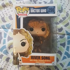 River Song- Doctor Who POP! funko